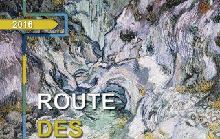 route des artistes 2016