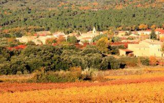 La Provence en automne